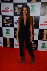 Shibani Dandekar at zee cine awards 2016 on 20th Feb 2016