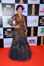 Shriya Saran at zee cine awards 2016 on 20th Feb 2016