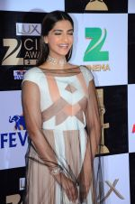 Sonam Kapoor at zee cine awards 2016 on 20th Feb 2016 (566)_56c99f3c477d2.JPG
