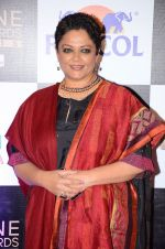 Tanvi Azmi at zee cine awards 2016 on 20th Feb 2016