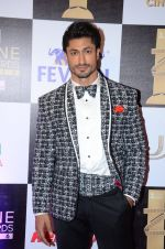 Vidyut Jamwal at zee cine awards 2016 on 20th Feb 2016