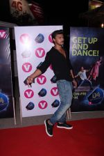 at Channel V Gret up and dance show launch on 20th feb 2016