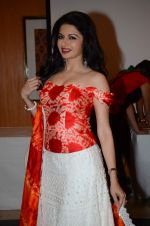 Bhagyashree at Maheka Mirpuri show in support of Terry Fox run in Mumbai on 21st Feb 2016