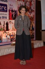 Manisha Koirala at a cancer cause event in Mumbai on 21st Feb 2016 (31)_56caaffd52c87.JPG