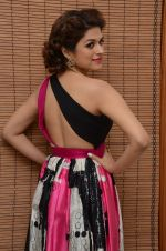 Shraddha Das wearing a Gavin Miguel from M the store at the audio launch of her movie Guntur Talk on 21st Feb 2016 (57)_56cab0e9a1888.JPG