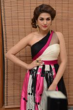 Shraddha Das wearing a Gavin Miguel from M the store at the audio launch of her movie Guntur Talk on 21st Feb 2016 (60)_56cab0ed45bfe.JPG