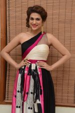 Shraddha Das wearing a Gavin Miguel from M the store at the audio launch of her movie Guntur Talk on 21st Feb 2016 (62)_56cab0efa37b3.JPG