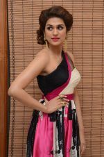 Shraddha Das wearing a Gavin Miguel from M the store at the audio launch of her movie Guntur Talk on 21st Feb 2016 (66)_56cab0f3ad364.JPG