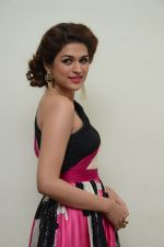 Shraddha Das wearing a Gavin Miguel from M the store at the audio launch of her movie Guntur Talk on 21st Feb 2016 (7)_56cab0a40c8d4.JPG