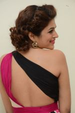 Shraddha Das wearing a Gavin Miguel from M the store at the audio launch of her movie Guntur Talk on 21st Feb 2016 (71)_56cab0f86ac68.JPG