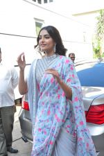 Sonam Kapoor promotes Neerja in Mumbai on 21st Feb 2016