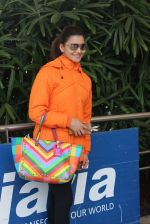 Urvashi Rautela snapped at airport on 21st Feb 2016