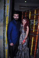 Aarya Babbar marries girlfriend Jasmine Puri on 22nd Feb 2016 (1)_56cc02e268e9d.JPG