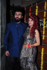 Aarya Babbar marries girlfriend Jasmine Puri on 22nd Feb 2016 (11)_56cc02ed182b1.JPG