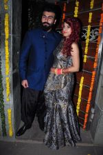 Aarya Babbar marries girlfriend Jasmine Puri on 22nd Feb 2016 (13)_56cc02f0a0e63.JPG