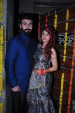 Aarya Babbar marries girlfriend Jasmine Puri on 22nd Feb 2016 (16)_56cc02f3d62bb.JPG