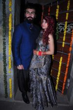 Aarya Babbar marries girlfriend Jasmine Puri on 22nd Feb 2016 (17)_56cc02f538853.JPG