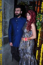 Aarya Babbar marries girlfriend Jasmine Puri on 22nd Feb 2016 (2)_56cc02e36f562.JPG