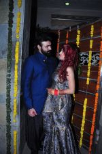 Aarya Babbar marries girlfriend Jasmine Puri on 22nd Feb 2016 (20)_56cc02f8d735b.JPG