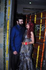 Aarya Babbar marries girlfriend Jasmine Puri on 22nd Feb 2016 (21)_56cc02fa39f90.JPG