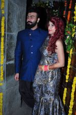 Aarya Babbar marries girlfriend Jasmine Puri on 22nd Feb 2016 (3)_56cc02e4269d9.JPG