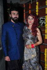 Aarya Babbar marries girlfriend Jasmine Puri on 22nd Feb 2016 (6)_56cc033bc3f50.JPG