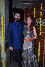 Aarya Babbar marries girlfriend Jasmine Puri on 22nd Feb 2016 (7)_56cc02e6842d6.JPG