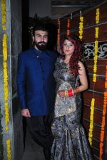 Aarya Babbar marries girlfriend Jasmine Puri on 22nd Feb 2016 (8)_56cc02e8d65be.JPG