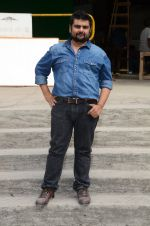 Deven Bhojani at Commondo 2 location in Mumbai on 22nd Feb 2016
