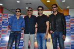Prakash Jha, Salim Merchant, Sulaiman Merchant, Manav Kaul  at Jai Gangaajal song launch in Mumbai on 22nd Feb 2016 (30)_56cc04dace12b.JPG