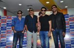 Prakash Jha, Salim Merchant, Sulaiman Merchant, Manav Kaul  at Jai Gangaajal song launch in Mumbai on 22nd Feb 2016 (32)_56cc04793b296.JPG