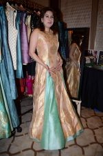 Amrita Raichand at dressing room in Mumbai on 23rd Feb 2016 (4)_56cd647971af4.JPG