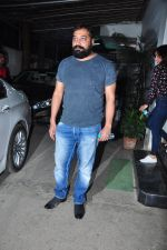Anurag Kashyap at Aligarh screening in Mumbai on 23rd Feb 2016