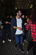 Arjun Kapoor at Alibaba 2 screening in Mumbai on 23rd Feb 2016