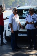 Hansal Mehta at Aligarh promotions at Juhu circle on 23rd Feb 2016