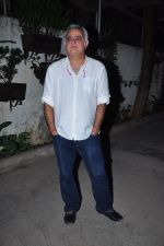 Hansal Mehta at Aligarh screening in Mumbai on 23rd Feb 2016