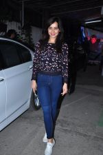 Neha Sharma at Aligarh screening in Mumbai on 23rd Feb 2016