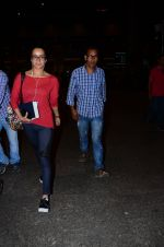 Shraddha Kapoor snapped at international airport in Mumbai on 23rd Feb 2016