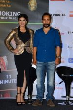 Sunny Leone, Deepak Dobriyal supports Aneel Murarka_s anti smoking film in Mumbai on 23rd Feb 2016 (26)_56cd63b5be57b.JPG