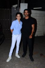 Sushant Singh Rajput, Ankita Lokhande at Aligarh screening in Mumbai on 23rd Feb 2016 (69)_56cd67864146e.JPG