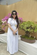 Archana Kochhar at Jamnabai school for bonzai exhibition in Mumbai on 24th Feb 2016 (30)_56cea4e85de56.JPG