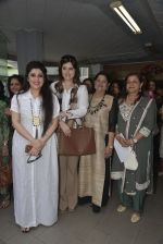 Archana Kochhar at Jamnabai school for bonzai exhibition in Mumbai on 24th Feb 2016 (31)_56cea4ea069f1.JPG