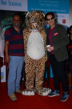 Jimmy Shergill at Shortcut Safari film launch in Mumbai on 24th Feb 2016