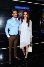 Karishma Tanna, Upen Patel at Bollywood Diaries and Tere Bin Laden 2 screening in Cinepolis on 25th Feb 2016