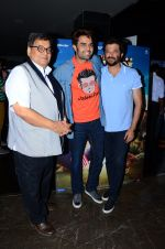 Manish Paul, Anil Kapoor, Subhash GHai at Bollywood Diaries and Tere Bin Laden 2 screening in Cinepolis on 25th Feb 2016