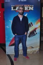 Abhishek Sharma at Tere Bin Laden 2 screening in Mumbai on 26th Feb 2016 (25)_56d18a9a6b798.JPG