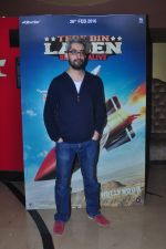 Abhishek Sharma at Tere Bin Laden 2 screening in Mumbai on 26th Feb 2016 (26)_56d18a9b5028c.JPG