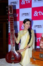 Amrita Rao at new tv show launch in Mumbai on 26th Feb 2016 (13)_56d18b8d92a9b.JPG