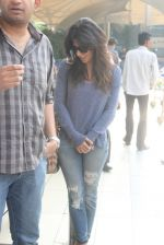 Chitrangada Singh snapped at the airport in Mumbai on 26th Feb 2016