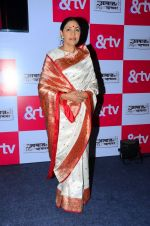 Deepti Naval at new tv show launch in Mumbai on 26th Feb 2016 (21)_56d18bbe33008.JPG